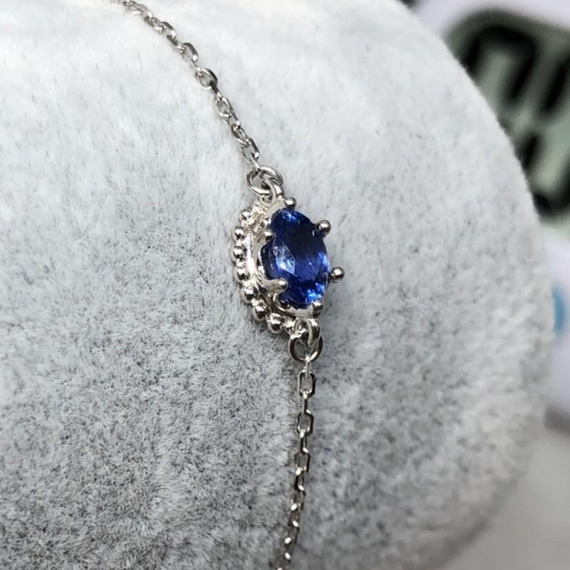 藍寶皇冠手鍊
